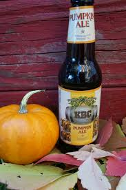 Weyerbacher Imperial Pumpkin Stout by Cheers To Fall Pumpkin Beer Review Kailey Bender
