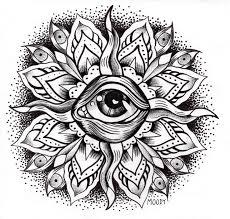 Celtic Mandala Coloring Pages Printable Mandalas Tattoo