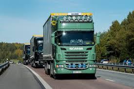 100 Scania Trucks Trucks Platooning
