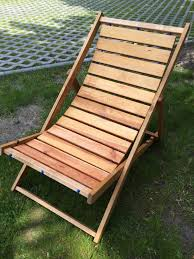 diy scrapwood sunbed deck chair my finished projects
