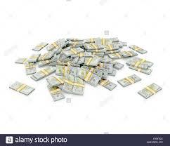 US dollars banknotes creative business finance making money