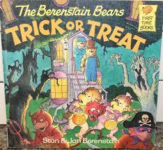 Berenstain Bears Halloween by Tami Reads U201cthe Berenstain Bears Trick Or Treat U201d By Stan U0026 Jan