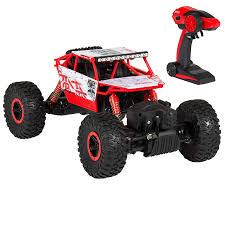 100 Best Rc Monster Truck Amazoncom Choice Products 24Ghz 4WD RC Rock Crawler