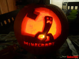 Minion Pumpkin Carvings by Minecraft Creeper Pumpkin Carving Interesting Ideas Pinterest