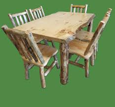 Buy Midwest Log Furniture - Rustic Pine Log Dining Table W ... Dwyer Rustic Pine Wood Ding Table Shabby Chic Country Farmhouse Kitchen And Two Chairs In Brigg Lincolnshire Gumtree Matthias Industrial By Foa 3 Round Pine Ding Table Butytreatmentsco Solid Plank Tables Handcrafted Incite Interiors Awesome For 6 Rooms United Decorations 4 5 Seater Rustic Solid Chairs Urch Pew Bench Set Selby North Yorkshire And Design Ideas Room Kallekoponnet Coffee Made From Reclaimed Style