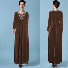 popular women muslim long evening dresses buy cheap women muslim