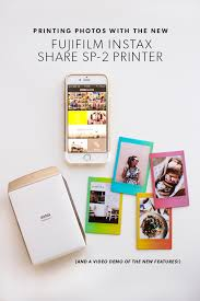 Kelly Purkey Video Demo Printing Smartphone s Using the New