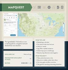 100 Truck Route Mapquest 5 Road Trip Planner Tools To Optimize Your Next Trip CarRentals