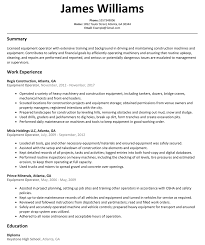 Equipment Operator Resume Sample - ResumeLift.com Machine Operator Skills Resume Awesome Heavy Equipment 1011 Warehouse Machine Operator Resume Malleckdesigncom Outline Structure For Literary Analysis Essaypdf Equipment Entry Level Forklift Cover Letter Fresh Army Samples Vesochieuxo Driver Job Forklift Sample Download Best Machiner Example 910 Heavy Samples Juliasrestaurantnjcom Mail 16 Description 10 How To Write A Career Change Proposal Assistant Ll Process Luxury