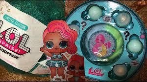 New Series LOL Surprise PEARL SURPRISE MERMAID 3 Confetti POP Big Sisters Dolls