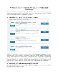 Calaméo - Amazon Coupon Codes All You Need At Great Discounts Coupon Amazonca Airborne Utah Coupons 2018 Amazon Coupon Code November Canada Family Hotel Deals Free Shipping 2017 Codes Coupons 80 Off Alert Internet Explorer Toolbar Guy Harvey Free Shipping Codes Facebook 5 Citroen C2 Leasing Automotive Touch Up Merc C Class Amazonsg Prime Now Singapore Promo December 2019 Planet Shoes 30 Best 19 Tv My Fight 4 Us Book Series News A Code For Day Mothers Day Carnival Generator Till 2050 Loco Persconsprim