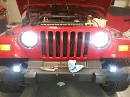 lifetime led wrangler replacement led headlight bulbs h4 lll h4