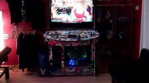 Mortal Kombat Arcade Cabinet Specs by Hyperspin Arcade Cabinet 42