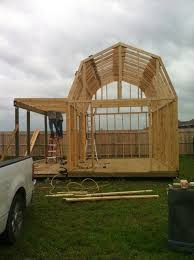 8 X 10 Gambrel Shed Plans by Best 25 Shed Plans Ideas On Pinterest How To Build Small Garden