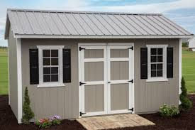 12x16 Barn Storage Shed Plans by 12x16 Painted Cottage Byler Barns