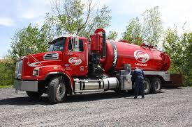 Septic Vacuum Trucks With Liquid And Solid Separation System