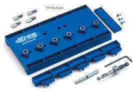 kreg shelf pin jig lee valley tools