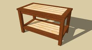 Table Woodworking Plans Sell Your Projects Ebay