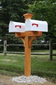 Decorative Reflective Driveway Markers by Best 25 White Mailbox Ideas On Pinterest Letter Boxes Kids