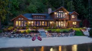 100 Mountain Architects Hendricks Architecture Idaho Lake Decoratorist