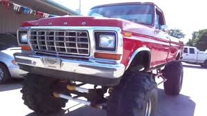 100 1977 Ford Truck Parts 1979 F100 Custom 4x4 YouTube