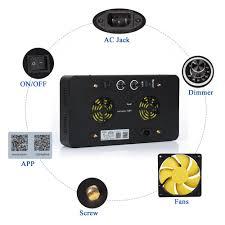 led aquarium light controller 165w wifi led aquarium light warehouse in china wifi controller