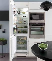 meuble de cuisine four meubles cuisine quelle armoire pour votre électroménager mobalpa