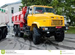 Yellow Dump Truck KrAZ-65033 Editorial Photography - Image Of ... Kraz260 260v Truck V0217 Spintires Mudrunner Mod Kraz256 V160218 Kraz 255 B1 Multicolor V11 Truck Farming Simulator 2019 2017 In Seehausen Trucking Pinterest Heavy Truck Kraz5233 Wikipedia Kraz255b V090318 Kraz 260 For Version 131x Ats Mod American Russian Kraz255 Military Tipper 6510 V120 Fs Ls 3d Model Soviet Kraz Military 6446 Tractor Army Vehicles Brochure Prospekt