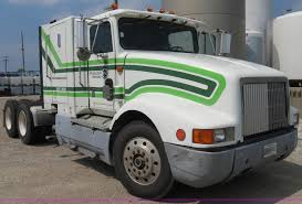 1993 International 9400 Semi Truck   Item B4933   SOLD! Sept... 2007 Kenworth T800 Semi Truck For Sale Sold At Auction May 21 Eby Trailers And Truck Bodies Heavyduty Mediumduty Flatbed Ruble Sales Home 2009 Intertional Prostar Trucks In Ohio Video Used Semi Trucks For Sale Tractor Archives 7th And Pattison Quality Companies 1993 9400 Item B4933 Sold Sept Nice Yellow Kenworth T 600 Wa Custom Indiana New At Traler
