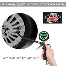 AUTOUTLET Digital Tire Pressure Gauge Tire Inflator Gauge 200 PSI ... Resetting The Tire Pssure Monitoring System On Your Gmc Truck Gl 0910 Supply Bus Gauge Barometer Load Range Chart For Tires With How To Set The Round Dial 0100psi Tyre Measure Black For Car Tc215 Heavy Duty Tyrepal Limited Vodool Digital Air Professional Tester Goodyear Shows Off Selfflating Truck Tires At European Technology Price Hikes Bridgestone And Michelin Fleet Owner Tpms U901 Monitor System6 External Sensors Monitoing 8 10 More 6