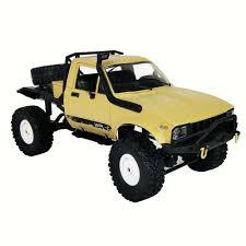 100 Remote Control Semi Truck With Trailer 116 WPL C14 RC Car Car Scale 24G 2CH 4WD Mini Off