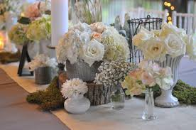 Glamour And Vintage Wedding Decoration Ideas