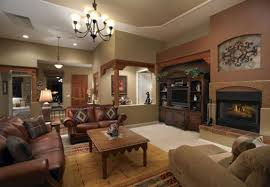 rustic living room ideas wall colors westerns and walls