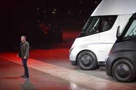 Another Tesla Truck? Elon Musk Offers Timeline For A Pickup Truck ... Tesla In Spotlight With Beast Electric Semitruck Elon Musk On The Electric Pickup Truck How About A Mini Semi Get Ready For Pickup And Heavyduty Truck Looks Like New Iepieleaks Vows To Build Right After Model Y Sued 2 Billion By Hydrogen Startup Over Alleged Leaked Image Of Spxmasterrace Plans Sell Trucks Big Semis Pickups Too Extremetech Just Received Its Largest Preorder Yet The Verge Teslas Said Companys Semi Will Reveals Roadster