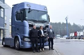 Išrinktas Lietuvos Metų Sunkvežimis - DELFI Auto