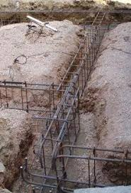Ground Floor Casting Means by Raft Foundation Construction Method