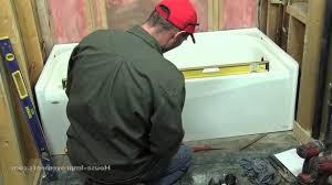 installing a new bathtub bathtub designs