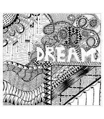 Free Coloring Page Cathym23 Dream Exclusive By Cathy