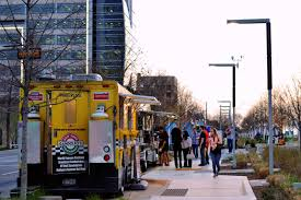 Trucks: Klyde Warren Park Food Trucks Food Truck Event At Dtown Disney On June 21 Pensacola Could Ban Trucks From Today Raleigh Caravan Offline Nc Day Two Of Taco Thrdown Draws Thousands To Fresno New Food Truck Park Injects Life Into Dtown Dallas Plaza Season Underway Now Through March 4 Parks Portland Or February 2 2016 And Carts In Jacksonville Restaurant Owners Group Asks For Maple Avenue Garment District Los Angeles Street Meat Toronto Editorial Stock Image Five Portland Tour Nom Cat Growing Appetite For Cart In Vernon Infonews