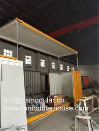 100 Modified Container Homes China Low Cost Prefab House Shipping