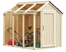 Slant Roof Shed Plans Free by Amazon Com Hopkins 90192 2x4basics Shed Kit Peak Style Roof