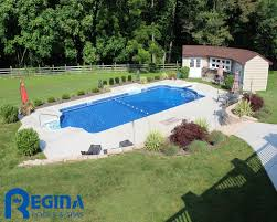Baltimore County Christmas Tree Pickup 2014 by Roman Shaped Vinyl Liner Swimming Pool Located In Glen Arm Md