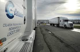 100 Indianapolis Trucking Companies Celadon Confirms SEC Investigation Takes On More Debt WSJ