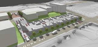 Parking Garage Concept – Cincinnati Ohio