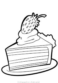 kuchen gebäck 8 malvorlagen xl