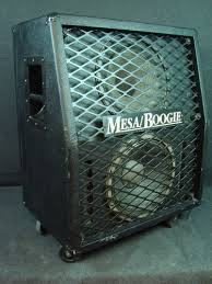 Mesa Boogie Cabinet 2x12 by Mesa Boogie 2x12 Vertical Slanted Guitar Amplifier Cabinet Amp Cab