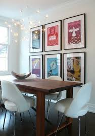 Dining Poster Interior Ideas Best Wall Art Intended For Awesome Property Set Of Hang On