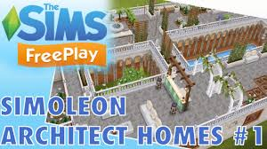 Sims Freeplay | NEW Simoleon Architect Homes - YouTube Best Great Modern Architecture Homes Design 1684 New Home Refined Traditional Architecture Ultra Designs Appealing Beautiful Architect Designed Gallery Interior House Design And Architecture In Spain Dezeen For Sale Fresh Architectural Designs Green House Plans Kerala Home Energy Alaide Architects Mildura Com Aloinfo Aloinfo Plan Ideas Small Waplag Nice Popular Architectural Plans Kerala