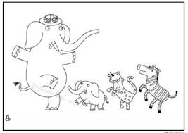 Dance Coloring Pages Free Printable Animal