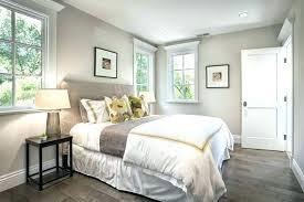 Gray Walls With Wood Floors Carpet Colors For Wall Color Elegant Dark Floor Bedroom Photo In